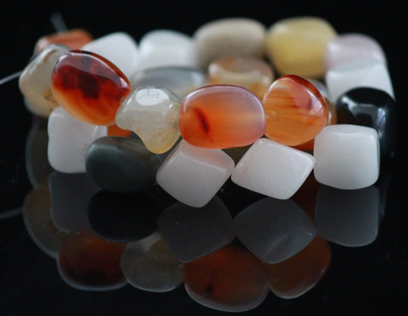 Quartz_Red_carnelian_Mixed_Gemstone_Bead_Strand_6877-6881 (2)