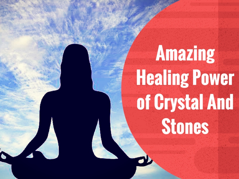 Crystal Healing Stone